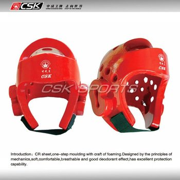 Teakwondo Head Guard Dipped Foam Head Guard