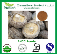 Factory Supply AHCC mushroom powder 50% polysaccharide