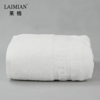 Cheap promotional terry bath towels standard textile customized face towels