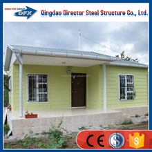 Prefab steel structure mobile container homes building