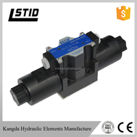 DSG-03-3C60 D24 A220 hydraulic oil directional control valve solenoid operated valve