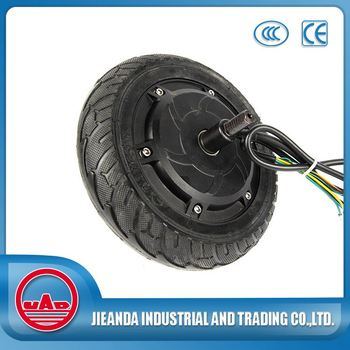 High quality 8 inch wheel hub motor for electric bicycle with tyre