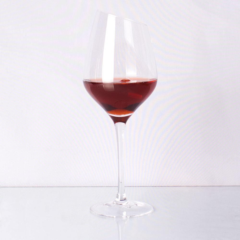 Oblique Wine Glasses (Set of 4)