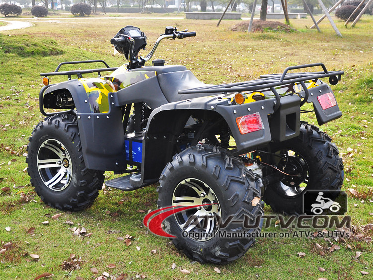 800w /2200w electric four wheel drive motorcycle EA22018