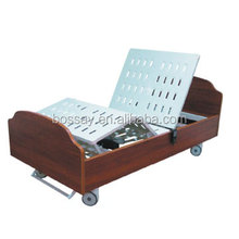 BS-831Electric Medical with Three Functions wooden bed designs