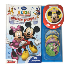 custom fancy micky mouse music book printing childrens book