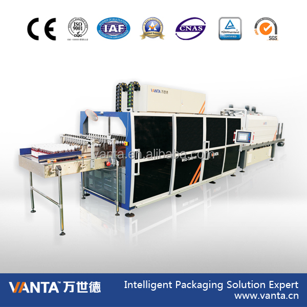Automatic Shrink Wrap Machine Bottled Water Shrink Wrapping(65 Packs/min.)