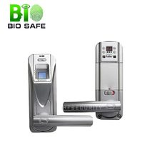 Elegant Design Fingerprint Padlock With Remote Control HF-LA901