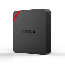 T95N Fully loaded KODI Android 6.0 Smart TV BOX Quad core 4K Android TV BOX 2016