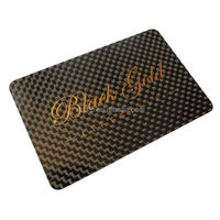 Most Popular Carbon Fiber Name Cards Business Cards Carbon Manufacturer
