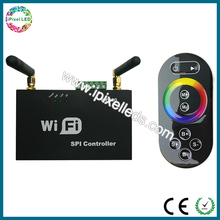 WF300 wifi rgb controller, 2016 led controller wifi output spi signal