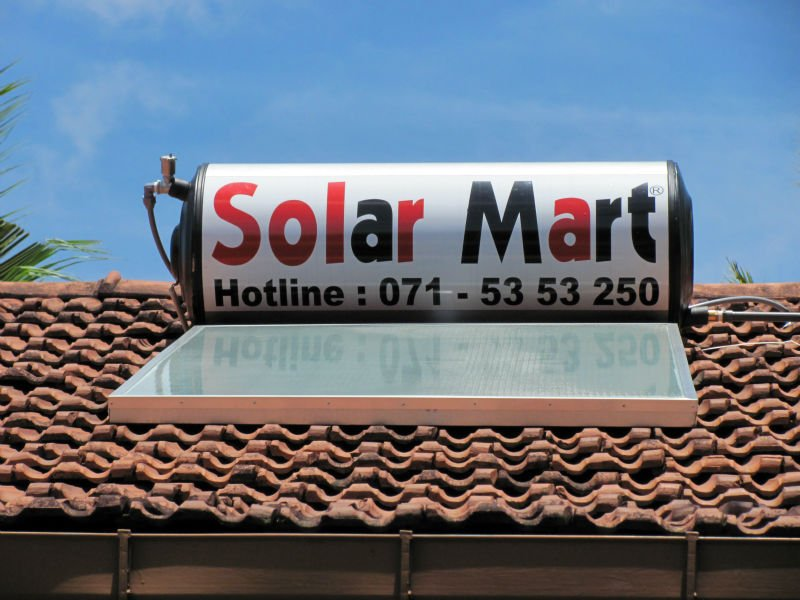 Solar Mart hot water systems and electricity systems