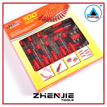 100PCS Repair phone multifunction Manual hardware tools set