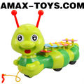 bte-1111208 cartoon toys instrument worm styled cartoon beating instrument for kids