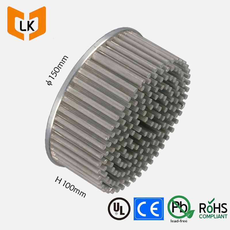 Lighting Accessories 50w Round Led Heatsink With Cheap Price