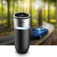 OEM HEPA Car Air Purifier, Air Refresher, Air Cleaner with LED Display