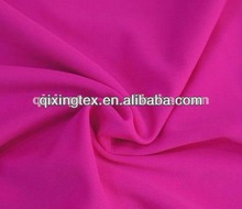 China fashion weigt 200g dye wine color nylon spandex good fastness fabric