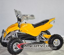 The CE certification 110 cc ATV with 7 inch wheels