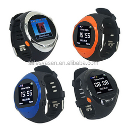 Smart Watch PG88 GPS Smart Watch Anti-lost SOS MP3 Player GSM SIM Card Phone Remote Listen Wiretap Tracker