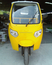 150CC bajaj three wheeler, 3 wheel tricycle taxi, can load 4-6 passengers