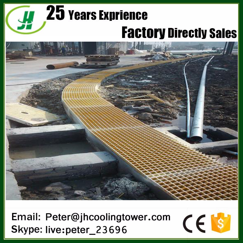 Durable industrial platform fiberglass grating manufacturer