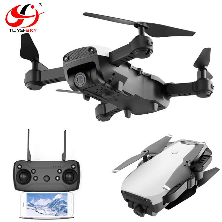 Toysky S163 FPV Drone with 1080P Wide-angle WiFi Camera HD Foldable RC Mini Quadcopter Helicopter VS XS809HW E58 <strong>X12</strong> M69 Dron