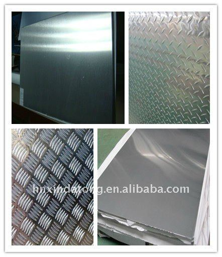 A5052 H114 Mill finish Aluminum coil /sheet/ /plate