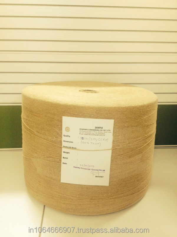 Jute Yarn CRT / CRM / CRX / RPI / Sacking / Hessian