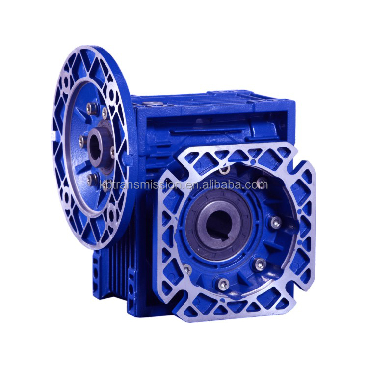 Power transmission gear reducer low speed reduction gearbox Cement mixers NMRV worm reducer