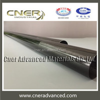 Brand CNER large diameter roll wrapped carbon fiber tube