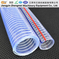 Chang Cheng RoHS Standard Flexible Pvc Water Suction Hose