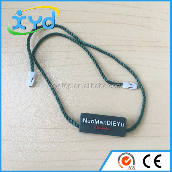 Wholesale Plastic Seal Hang Tag for Clothing