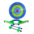 YD3208777 Sport shooting game toys TPR big bow and arrow for boys
