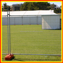 2014 hot sale retractable construction temporary fencing for dogs alibaba china supplier