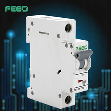 Low voltage 250V/415V solar system circuit breaker solo mini circuit breaker south africa breakers with IEC