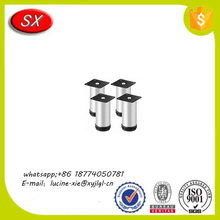 OEM furniture hardware hot sale table legs wholesale metal table legs caps