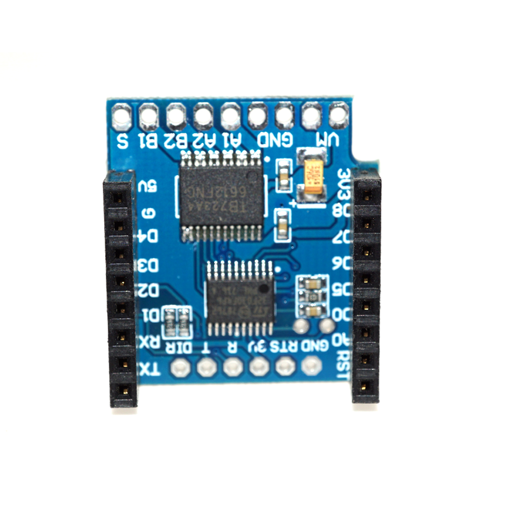 New Arrival TB6612FNG <strong>D1</strong> Mini I2C Dual Motor Driver Module For Arduino