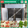 Fully stainless steel industrial hot air tray fruit drying machine(0086 15038222403)