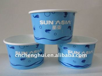 4oz ice cream paper cups