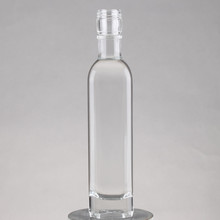Wholesale beverage spirits 750ml lead free glass bottles