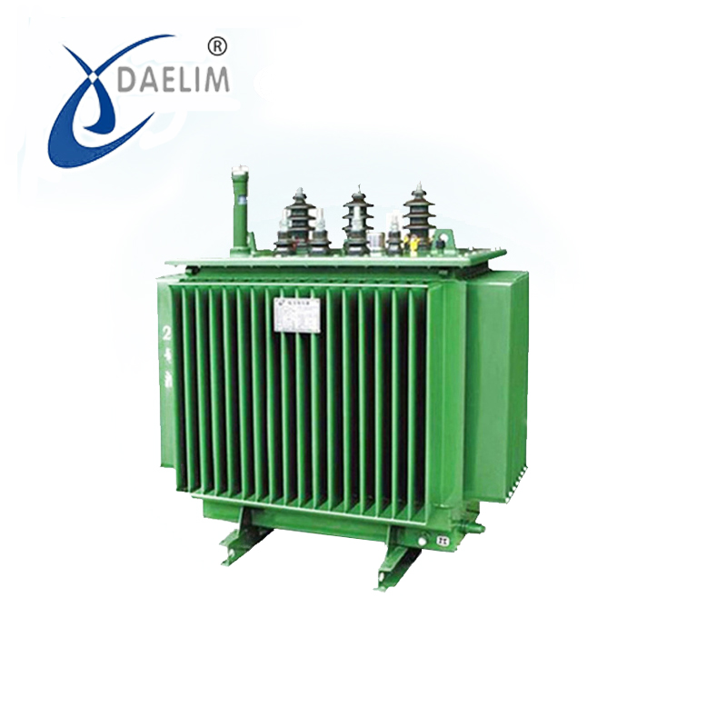 11/0.4kv 50kva Double Pole Mounted Single Phase Distribution Transformers
