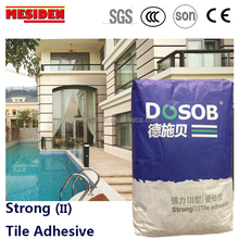 Strong Bonding Strength Exterior Ceramic Tile Adhesive