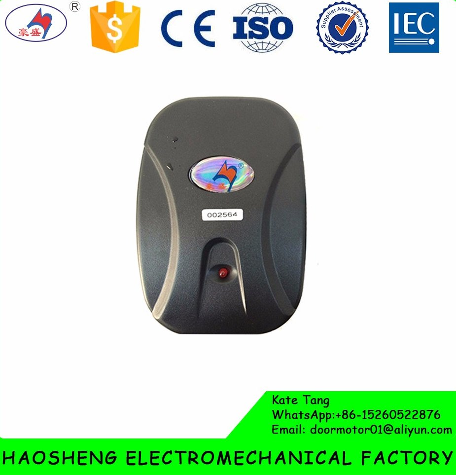 automatic gate remote controller / rolling shutter motor