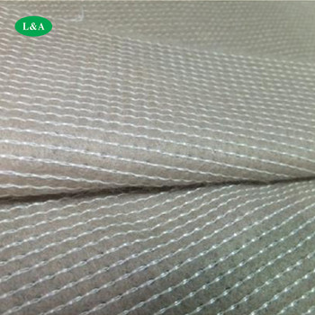 Durable Polyester Stitch Bonded Nonwoven Fabric For Roofing Material