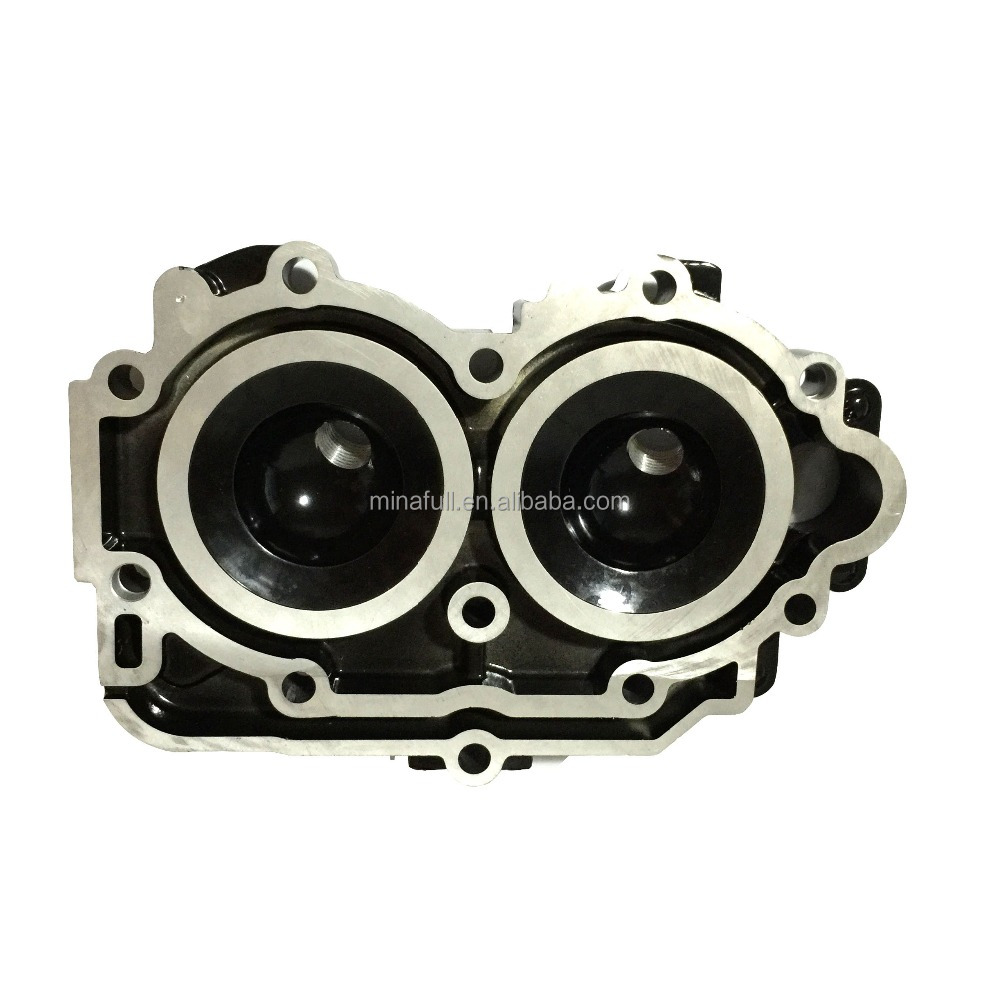 Aftermarket Cylinder Head For Yamaha 15HP 9.9HP 15D Outboard Engine Motor Parts