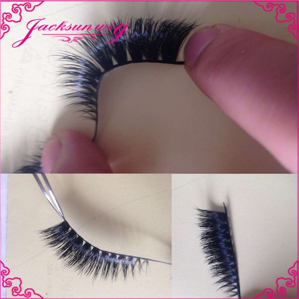 Charming hotsale mink false eyelash suppliers from Qingdao