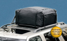 100% Waterproof Soft Car Top Carrier Car Top Carriers Deluxe Roof Top Waterproof Cargo Carrier