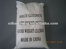 water treatment chemicals of Sodium Gluconate 99%
