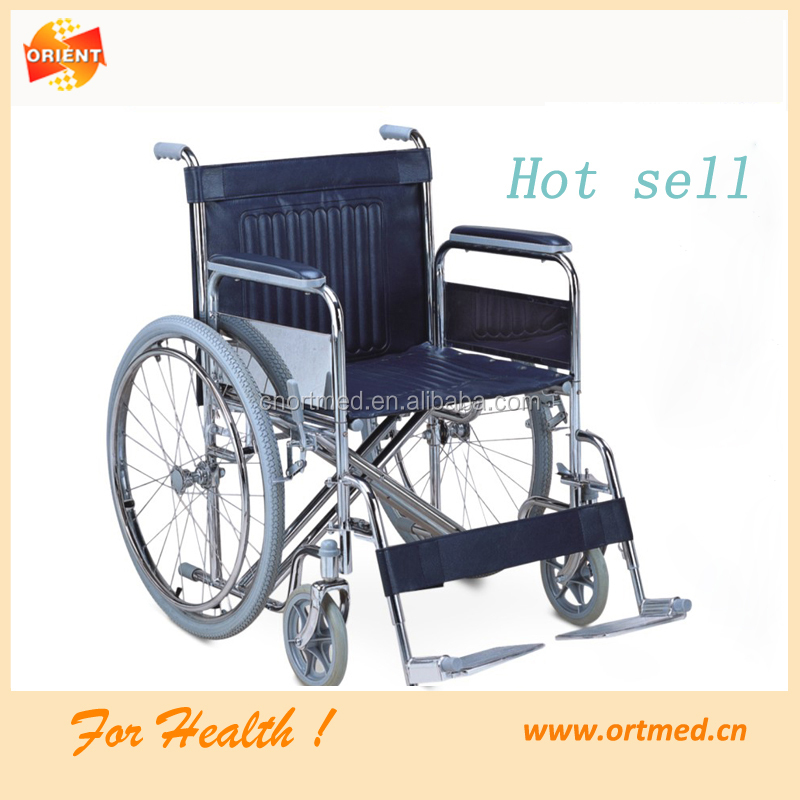 HB975-51 Steel Bariatric wheelchair