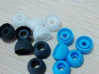 silicone earplugs/multi color silicone earplugs production/radio ear plugs,headphone ear plugs